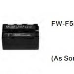 Batteries FW-F550