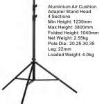 Lighting Stands&Background FW-3800FP