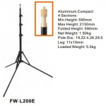 Lighting Stands&Background FW-L200E