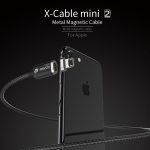 สายชาร์จแม่เหล็ก WSKEN X-Cable Mini 2 Metal Magnetic Data Cable & O Series Mini Magnetic Adapter & Adapter Organizer