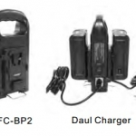 Batteries, Chargers, On-Camera Light Accessries, Cases & Bags FC-BP2