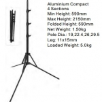 Lighting Stands&Background FW-L200D