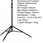 Lighting Stands&Background FW-2400FP