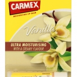 Carmex Vanilaa Lip Balm SunScreen 4.25g. แท่งหมุน
