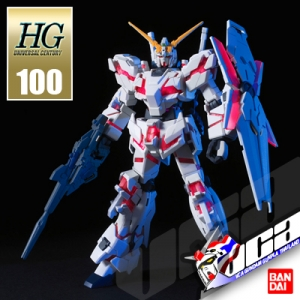 HG UNICORN GUNDAM (DESTROY MODE)