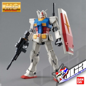 MG RX-78-02 GUNDAM THE ORIGIN