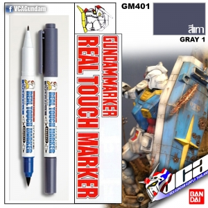GM401 Gundam Real Touch Marker (Gray 1) สีเทา 1
