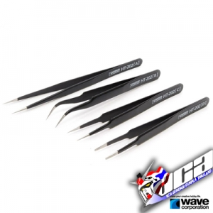 WAVE HT-202 PRECISION TWEEZERS SET