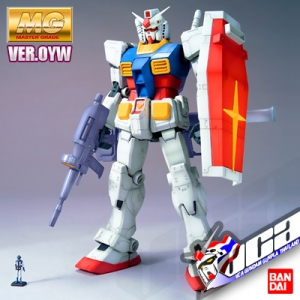 MG RX-78-2 GUNDAM VER OYW (ANIME COLOR)