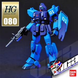 HG BLUE DESTINY UNIT 1