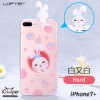 LOFTER Pets TP Hard Case - Rabbit (iPhone7+)