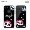LOFTER Black Pets Full Cover - Panda (iPhone7)