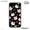 LOFTER Pets TP Case - Cat & Dog (iPhone7+)