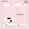 LOFTER White Pets Full Cover - Cat (iPhone7+)