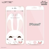 LOFTER White Pets Full Cover - Rabbit (iPhone7)