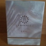 น้ำหอม Amouage Epic Woman edp spray 100ml.
