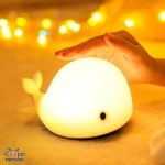 Whale LED Colorful Night Light