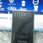 น้ำหอม Erernity For Men by Calvin Klein EDT Spray 100ml. New & Sealed Box