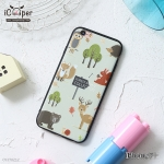 3D Case - Forest Animal (iPhone7+)