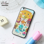 3D Case - Frogs and Fishes (iPhone7)