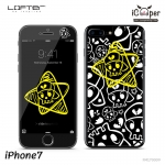 LOFTER Full Cover Glass - Skull (iPhone7)