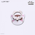LOFTER iRing - White Cat
