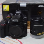 (Sold out)Nikon D3400+18-55 DX VR Kit