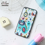 3D Case - Cat and Bird (iPhone7)