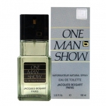 One Man Show by Jacques Bogart EDT Spray 100ml. new in Box