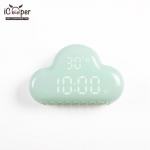 MUID - Cloud Alarm Clock (Green)