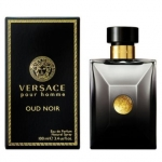 น้ำหอม Versace Pour Homme Oud Noir for men 100 new sealed