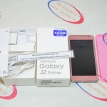 (Sold out)Samsung Galaxy J2 prime RoseGold