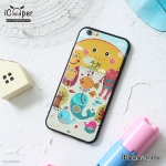 3D Case - Frogs and Fishes (iPhone6/6s)