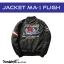 Jacket MA-1 Fligh สีดำ thumbnail 1