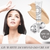 LIV White Diamond DD ครีม SPF50 01 Ivory