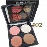 Cheek Contour Palette Sivanna (No.02)