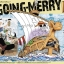 ONEPIECE GRANDSHIP COLLECTION GOING MERRY MEMORIAL COLOR VERSION thumbnail 2
