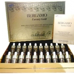 Bergamo Luxury Gold Collagen & Caviar Wrinkle Care Intense Repair Ampoule