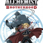 Full Metal Alchemist Brotherhood [English] (PSP)