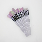 Unicorn Rainbow Brush Set 10pcs