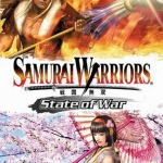 Samurai Warriors - State Of War [English] (PSP)