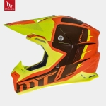 MT Synchrony Spec Gloss Fluor Orange/Fluor Yellow