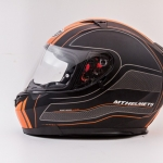 MT Blade SV Raceline Matt Black Orange