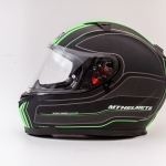 MT Blade SV Raceline Matt Black Green