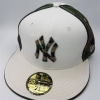 หมวก New Era New York Yankees Fitted Hat Mens ( ไซส์ 7 1/2 60cm )