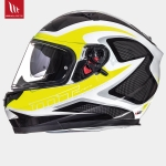 MT Blade SV Morph Gloss Pearl White Fluor Yellow Grey