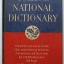 Collins National Dictionary thumbnail 1