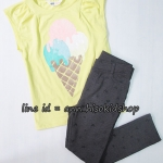 SP011 H&M T-Shirt + H&M Legging