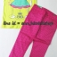 SP019 Place T-Shirt + Benetton Pink Trouser sz 7-8 ปี thumbnail 1