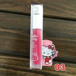 Lip Gloss HelloKitty สีชมพู